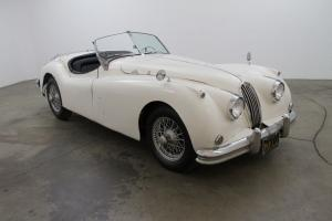 Jaguar : XK 140 Roadster Photo
