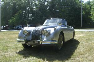 Jaguar : XK XK150S Photo