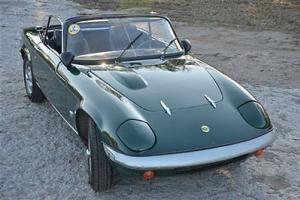 Lotus : Other ELAN ROADSTER
