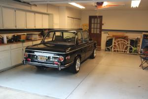 "Beautiful Example Of A ""Roundie"" BMW 2002"