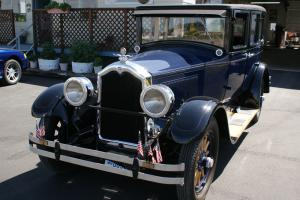 Other Makes, Packard, 1927 Buick,