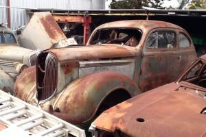 Plymouth Sloper Hotrod in Tocumwal, NSW