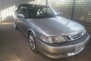 Saab 9 3 2001 Aero Convertible Sports CAR Luxury Cruiser in Murray Bridge, SA