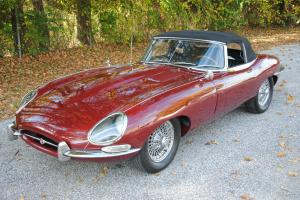 Collector Grade 1967 Jaguar XKE Series 1