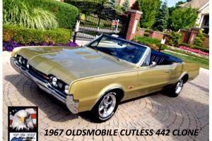 Oldsmobile : 442 Two door