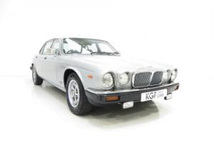 A Beautiful, Graceful Daimler 4.2 Auto, Just One Former Keeper and 58,903 Miles Photo
