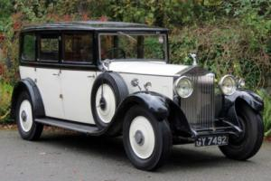 1932 Rolls-Royce 20/25 Thrupp & Maberly Limousine GAU78 Photo