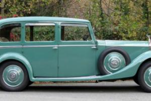 1934 Rolls-Royce 20/25 Windovers 6 Light Limousine GHA16