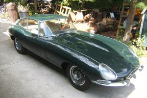 Jaguar : E-Type Stock