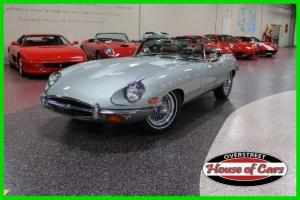 Jaguar : E-Type 1969 JAGUAR XKE ROADSTER SERIES 2, E type