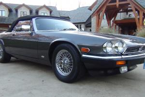 Jaguar : XJS C Convertible 2-Door Photo