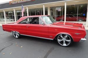 Plymouth : GTX Buckets