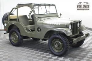 Willys : Jeep M38A1