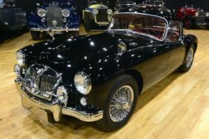 1957 MGA Fixed Head Coupe. Left Hand Drive. Photo