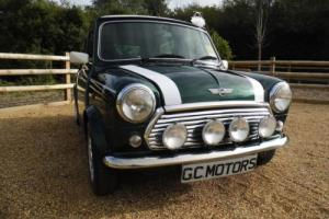 2000 Rover Mini Cooper Classic in British Racing Green
