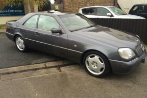 Mercedes-Benz CL 500 COUPE AMAZING CONDITION PERFECT DRIVER FSH