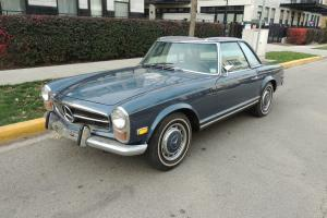 Mercedes-Benz 1971 280SL