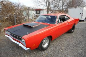 Coronet A-12 Superbee, 440, 6-Pak, 4-Speed, Dana 60 NOM