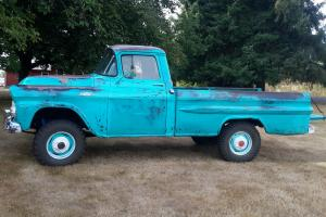 1959 napco 4x4 gmc 100 fleetside