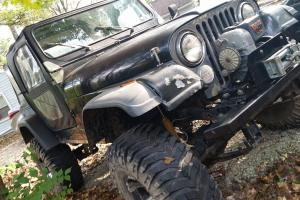 Awesome one of a kind 1984 Jeep CJ for sale. $6,500 obo