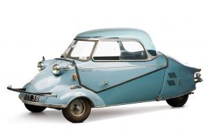 Don't miss your chance to own a Messerschmitt