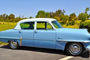 1954 Plymouth savoy hi drive, (easy to shift)