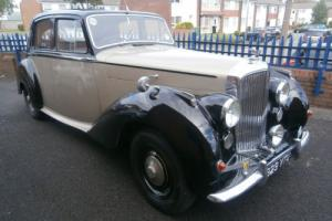 BENTLEY MK6 4 DOOR 4.25 LITRE Photo