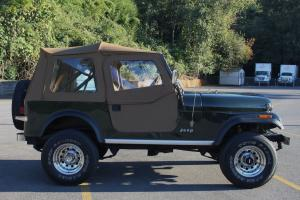 Jeep : CJ Laredo