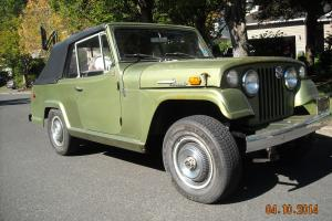 Jeep : Commando Convertible Photo