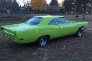 Plymouth : Road Runner Post Coupe