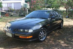 Honda Prelude S 1993 2D Coupe 4 SP Manual 2 2L Electronic F INJ in Boonah, QLD