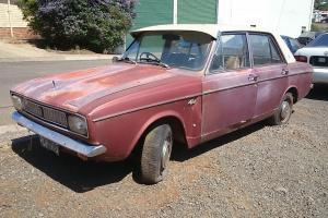 1970 Hillman Hunter Sedan 4 Speed Manual Chrysler in Toowoomba, QLD