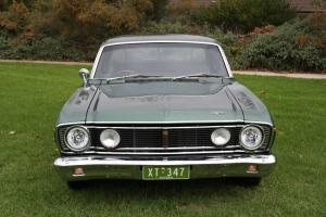 1968 XT Falcon V8 Auto LPG Matching Numbers ALL NEW Running Gear Zircon Green in Narre Warren, VIC