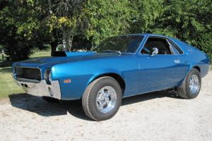 AMC : AMX VINTAGE STREET MACHINE