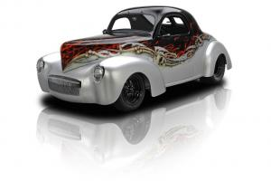 Willys : Coupe Coupe