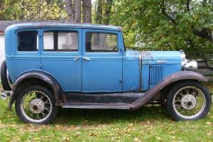 Ford : Model A