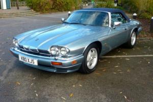 JAGUAR XJS CONVERTIBLE GUY SALMON EDITION NO 5 - 4.0LTR – 1993 STUNNING Photo