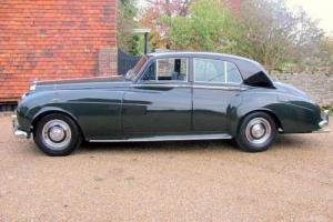 1958 Bentley S1 Left Hand Drive