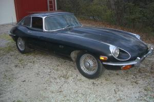 Jaguar : E-Type coupe