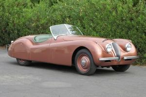 Jaguar : XK Roadster