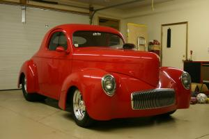 Willys : Coupe Smooth Body