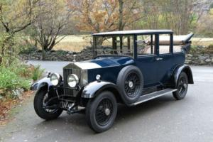 1929 Rolls-Royce 20hp Hooper Landaulette GVO26 Photo
