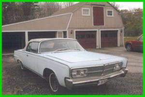 Chrysler : Other Crown Imperial Convertible