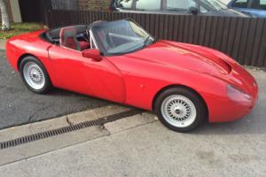 TVR GRIFFITH 4.0 PRE CAT CAR 250 BHP GRF REG PLATE AWESOME, HISTORY