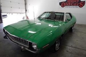 AMC : Javelin 360CID Runs Great Body Interior VGood