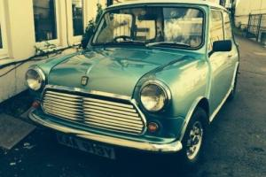 1982 Austin Mini Mayfair HL