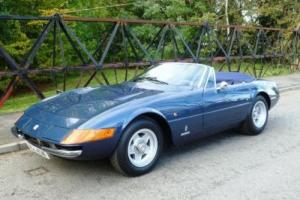 1974 Ferrari 365 Daytona Spider by E G Autokraft