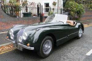 1952 Jaguar XK120 Roadster Photo