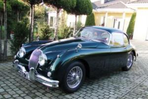 1958 Jaguar XK150 Fixedhead Coupé Photo
