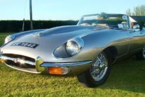1969 Jaguar E-Type Series II Roadster Photo